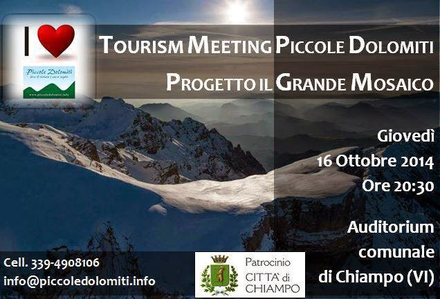 TOURISM MEETING 2014