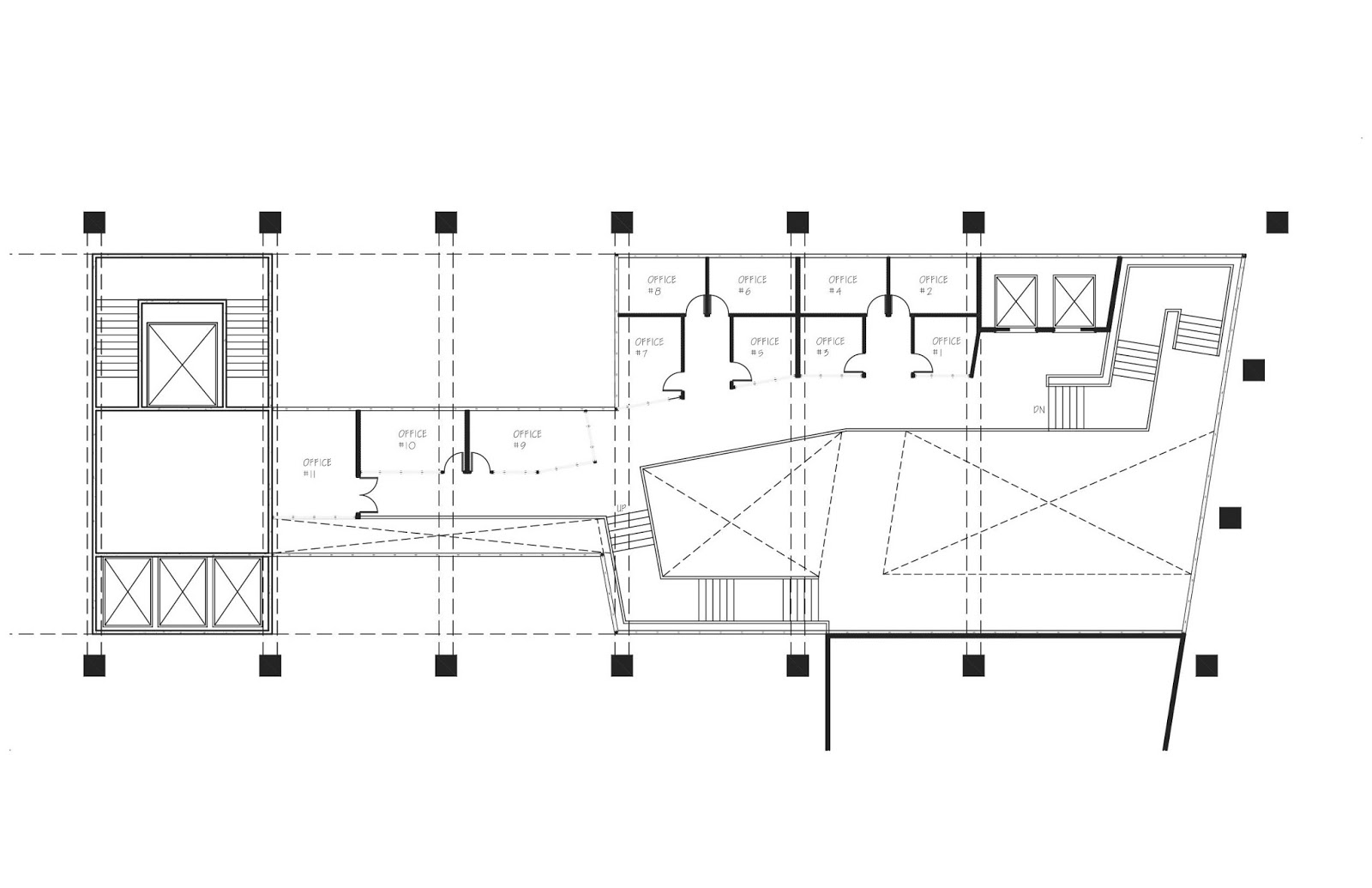 Stedroy brand arch3610 fall2015 process 10 plans for Mezzanine plan