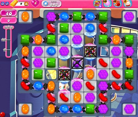 Candy Crush Saga 843