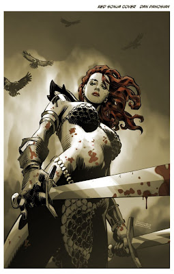 red sonja red headed she devil with a sword