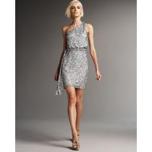 imagens de Vestido Prata