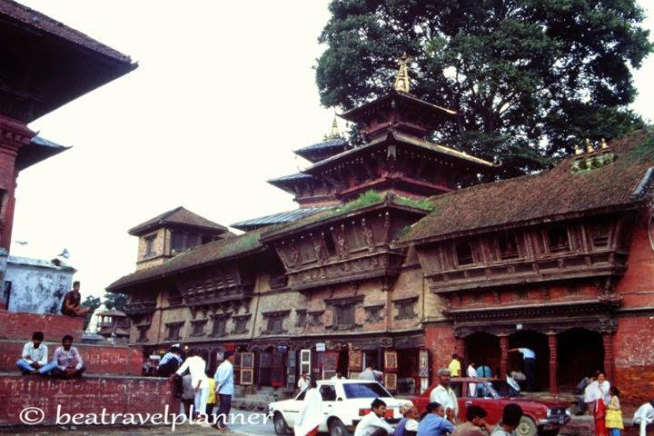 centro di Kathmandu