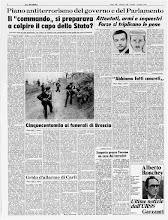 LA STAMPA 1 GIUGNO 1974