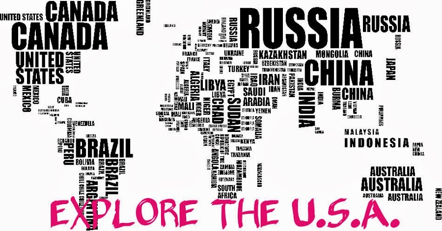 EXPLORE THE U.S.A.
