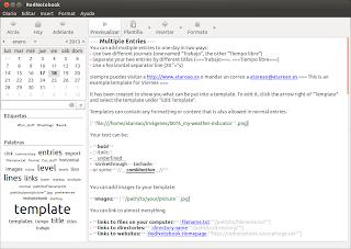 Tener un diario en Ubuntu, instalar diario ubuntu