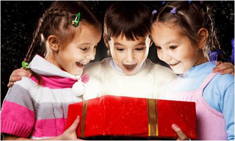 Çocuklar için hediye fikirleri