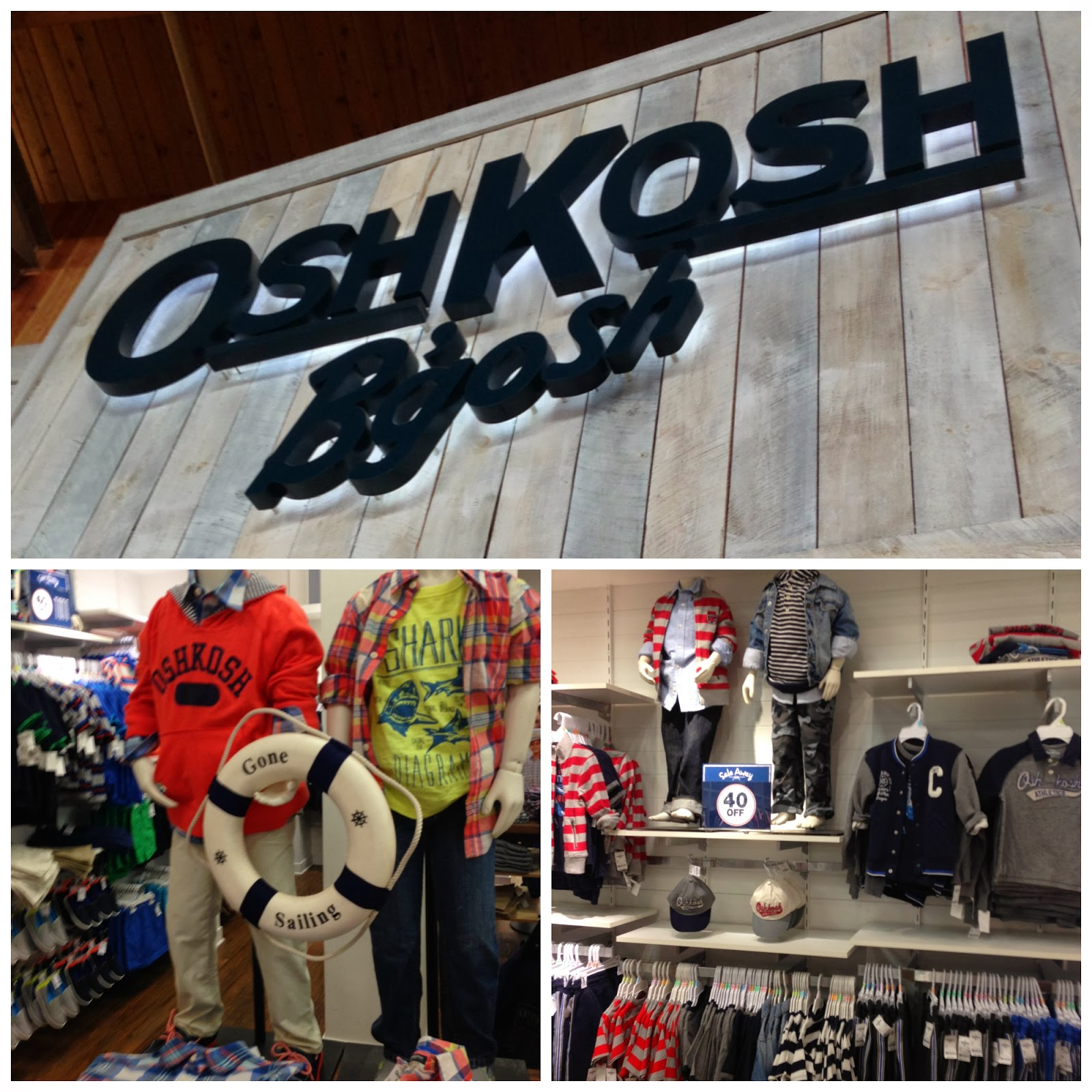 OshKosh B'gosh Spring Line Fashion for Kids #OshKoshBgosh #MC #sponsored