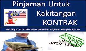 Kontrak / GSTT Kakitangan Kerajaan & Badan Berkanun