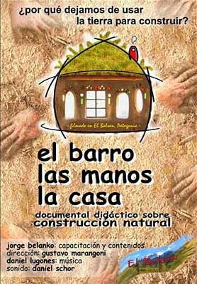 El cami de la vida como se construye una casa natural de - Como se construye una casa ...