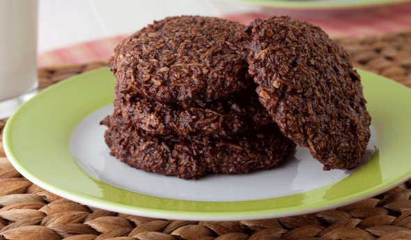 Resep Choco Coconut Cokies