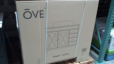 Ove Aspen Vanity for the bathroom