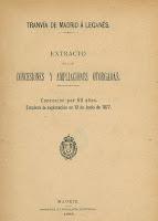 La historia del tranvía a Leganés
