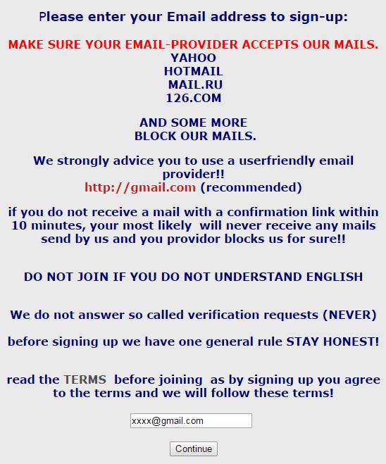 Take a look at this before signup | No-minimumpayout.com