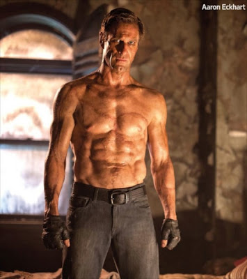 Aaron Eckhart I, Frankenstein Movie