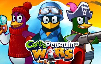 Crazy Penguin Wars