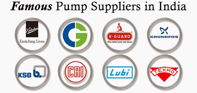 Famous Pump Suppliers in India | Water Pumps Suppliers Online - Pumpkart.com