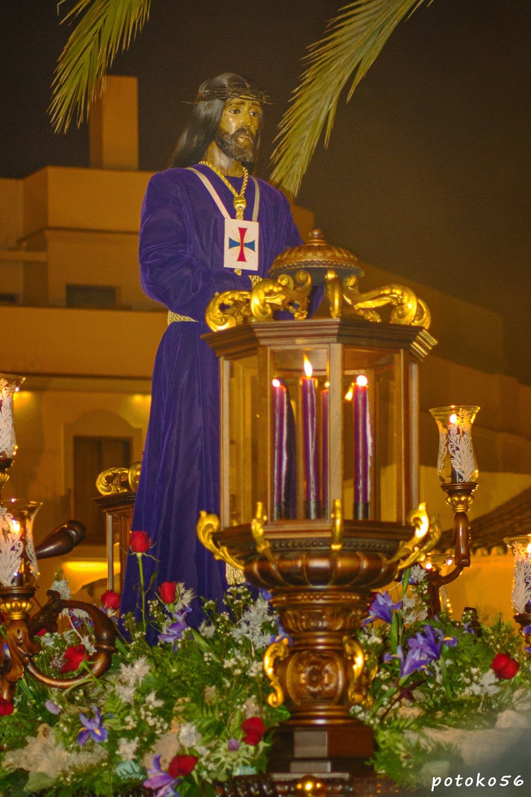 Semana Santa en Rota Ntro. Padre Jesús Cautívo y Rescatado