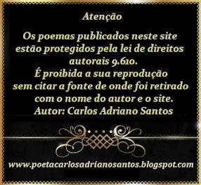 Poemas protegidos pela lei de direito autoral 9.610