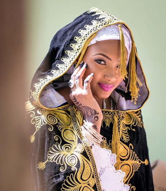 Afro Culture - Hausa Bride