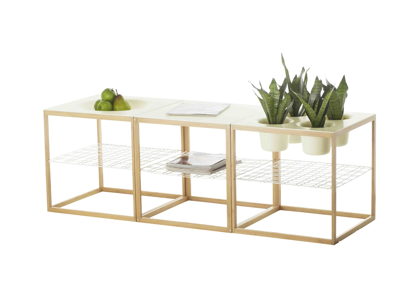 Plantentafel het groenlab for Ikea table 9 99