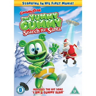 The Yummy Gummy Search For Santa Movie