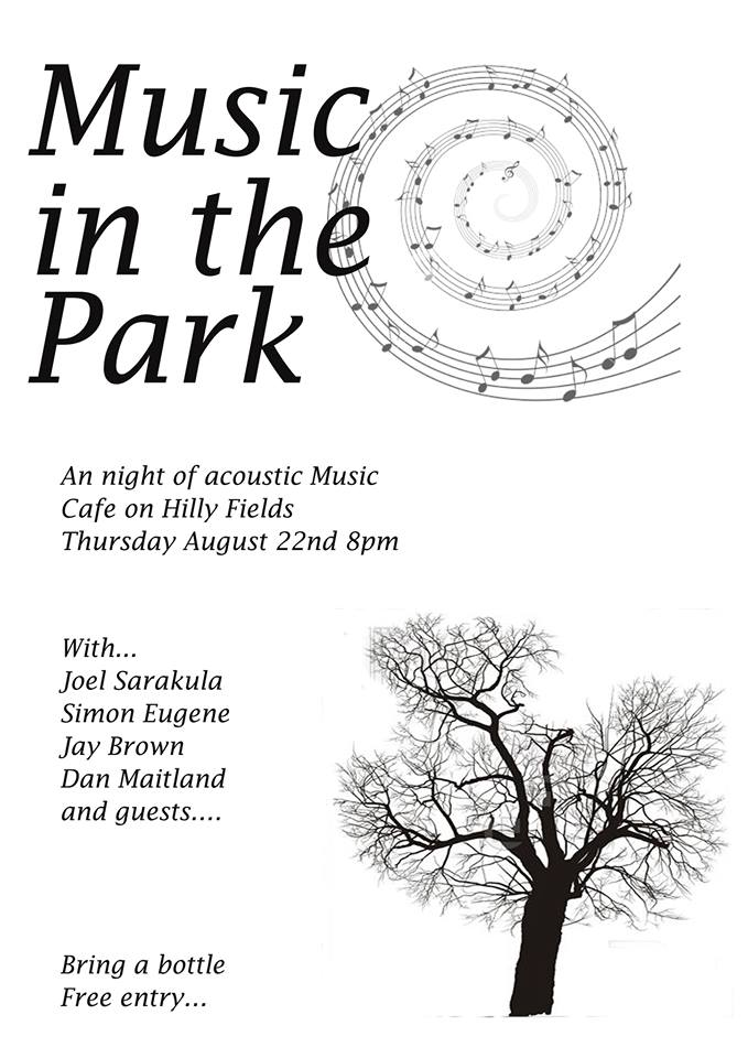 Brockley Central Music In The Park August 22nd The