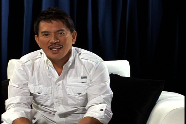 Direk Brillante Mendoza talks about Thy Womb on Inside The Cinema with Boy Abunda