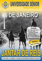 JANTAR/CONVÍVIO DE REIS - 2012