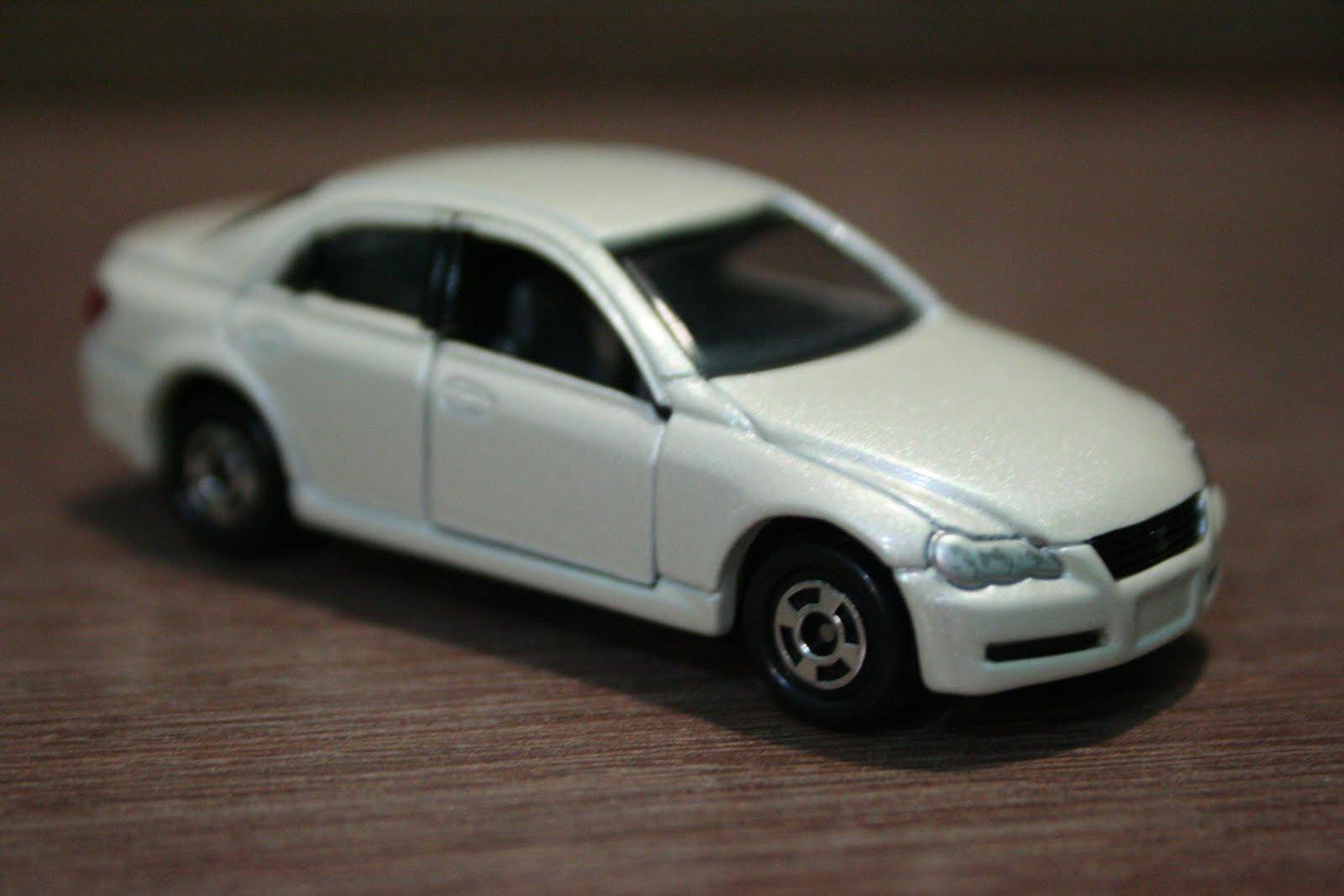 1 64 Die Cast Toy Cars Tomica Toyota Mark X 1st Gen