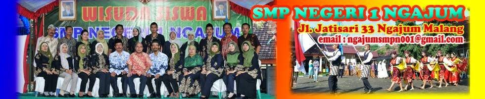 SMP Negeri 1 Ngajum  Malang