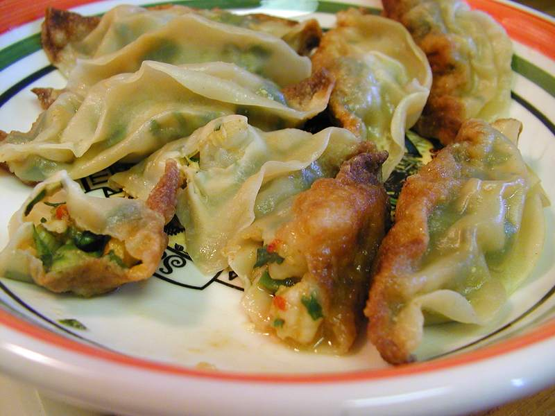 Potstickers aka Chinese Dumplings Photo wikiHOW