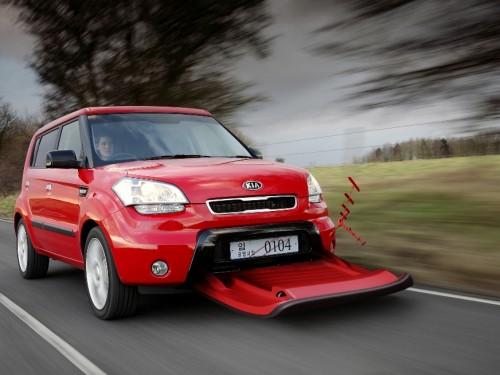 Kia Cars Red 2017