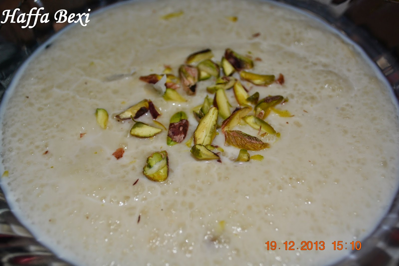 Desserts & Sweets, Firni, Kids recipes, Phirni, quick dessert, Rice, Rice dessert,