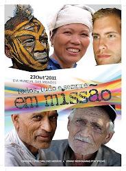 Outubro Missionário 2011