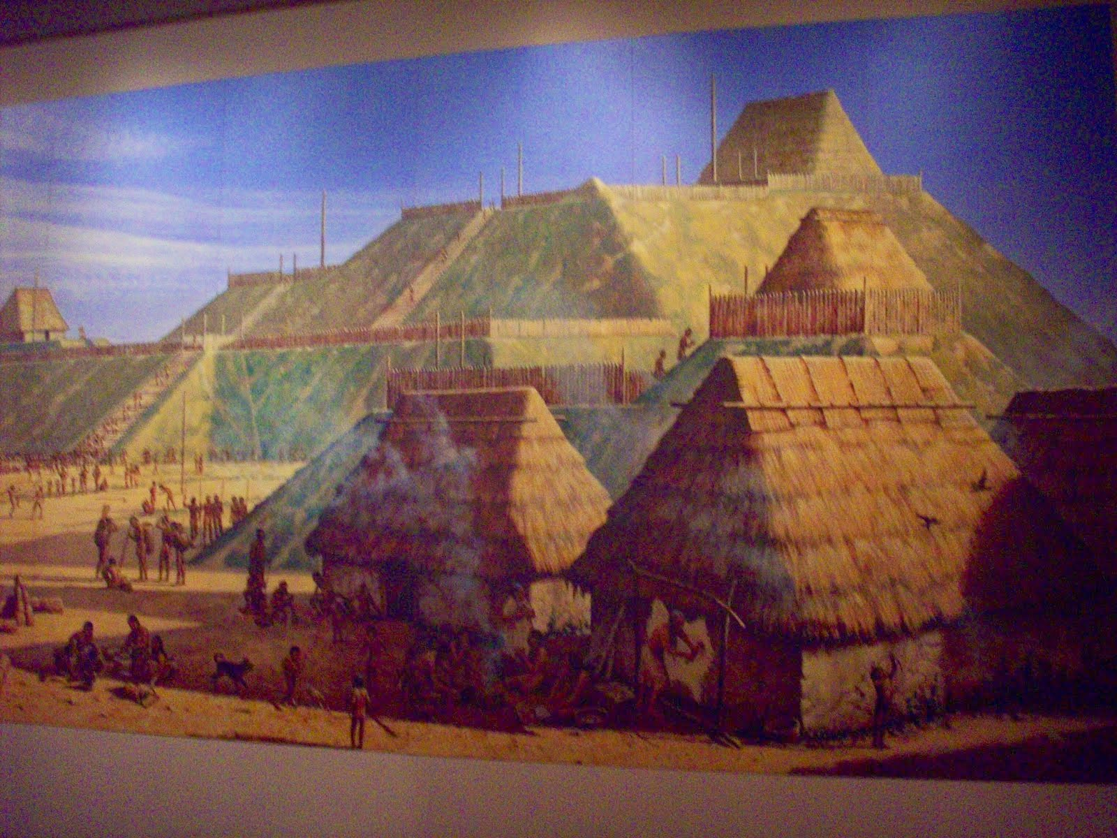 one of the greatest cities of north america cahokia was larger than london and paris were in ad 1250 the largest prehistoric native american sites north