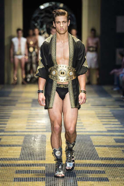 Versace men s fashion show collection 2013 fashion of men s