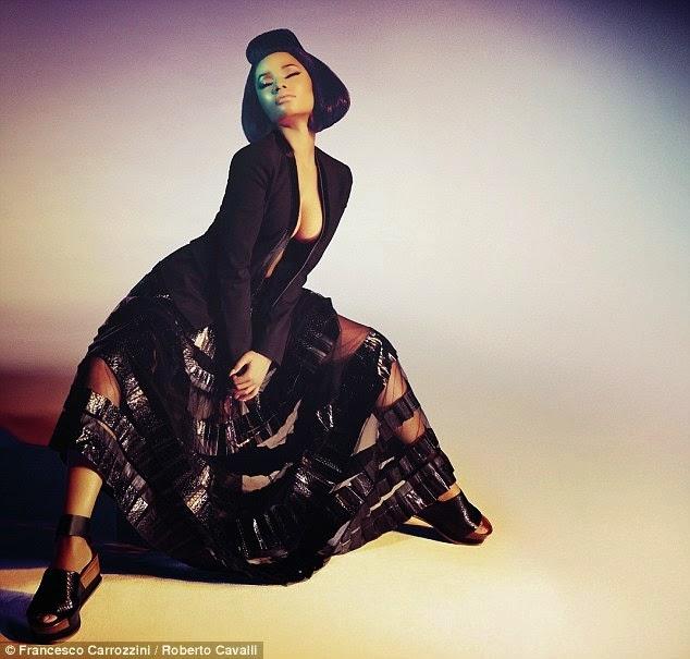 Nicki Minaj Designer Dresses