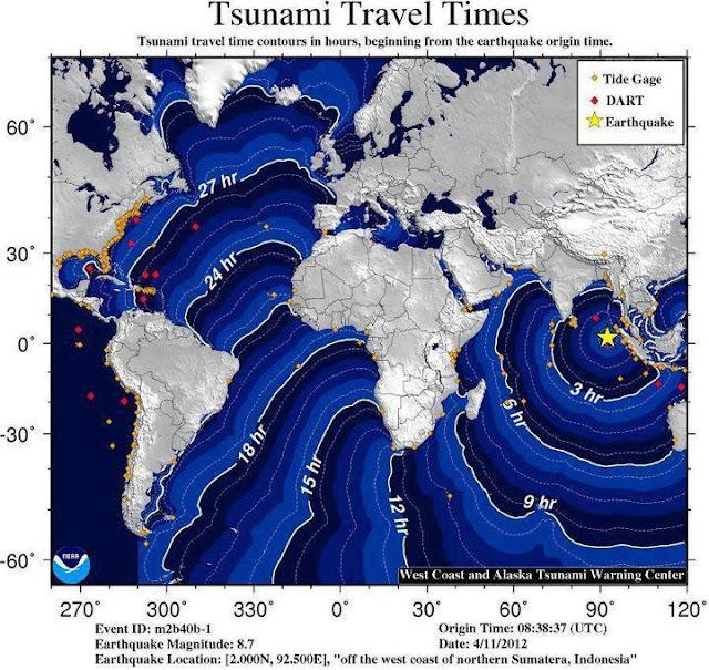 Gempa 11 April 2012
