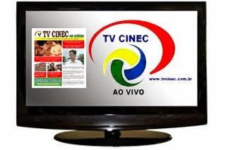 ASSISTA A TV CINEC!