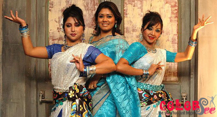 celebsview bangladeshi tv anchor farzana browni