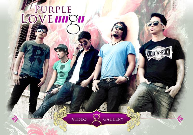 Download Foto Ungu Band