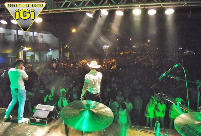 Show da Virada em Borrazópolis