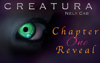 Creatura by Nely Cab, chapter 1 reveal