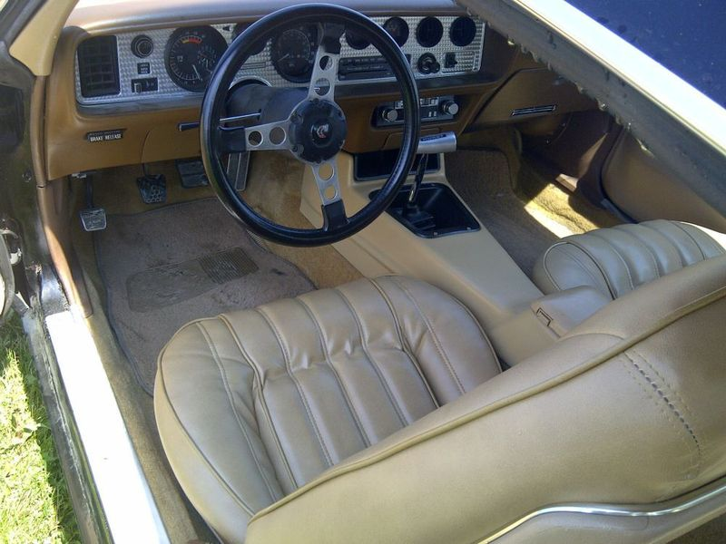 the 1977 1981 trans am market 2012 prices and observations phscollectorcarworld. Black Bedroom Furniture Sets. Home Design Ideas