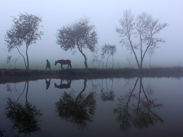 Inverno lindo, Paquistão