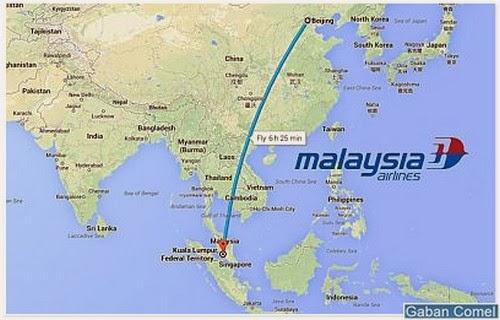 Pesawat MH370 Hilang: Dua Tumpahan Minyak Dikesan Di Luar Pantai Vietnam