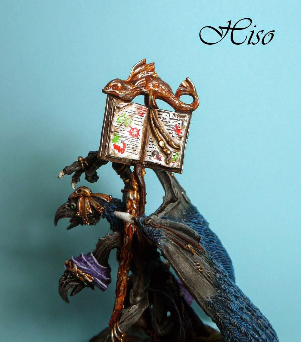 Chaos daemon - kairos the fateweaver