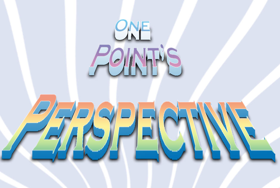 One Point's Perspective