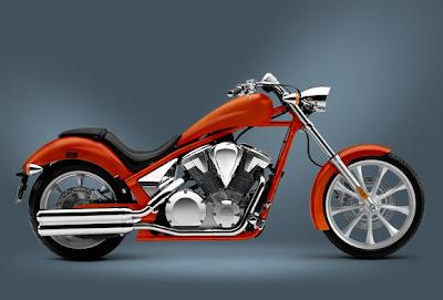 2011 Honda Fury Review Best Motorcycles