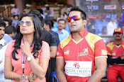 CCL 4 Telugu Warriors vs Kerala Strikers Match Photos-thumbnail-11